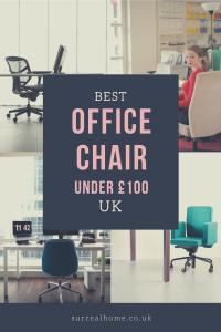 best office chair under 100 uk
