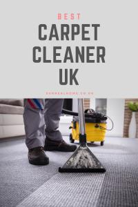 best carpet cleaner uk