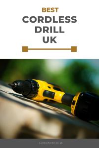 best cordless drill uk