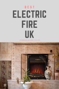best eclectric fire uk