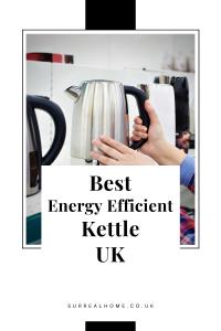 best energy efficient kettle