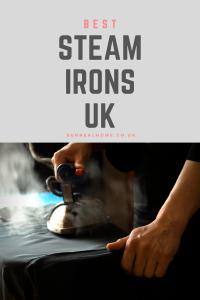 best steam irons uk