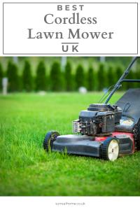Best cordless lawn mower uk