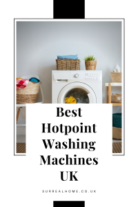 best hotpoint washing machines