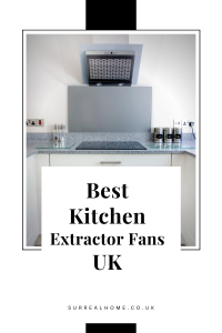 best kitchen extractor fans uk