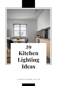 29 Kitchen Lighting Ideas