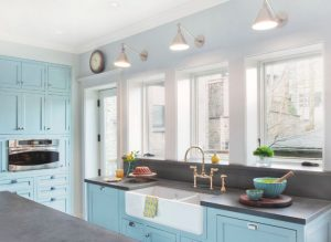Kitchen lighting designs uk over sink
