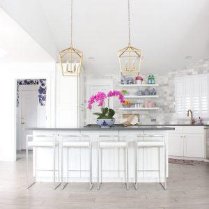 kitchen lighting ideas uk gold