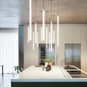 kitchen lighting ideas uk led crystals