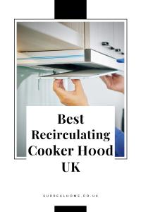 best recirculating cooker hood uk