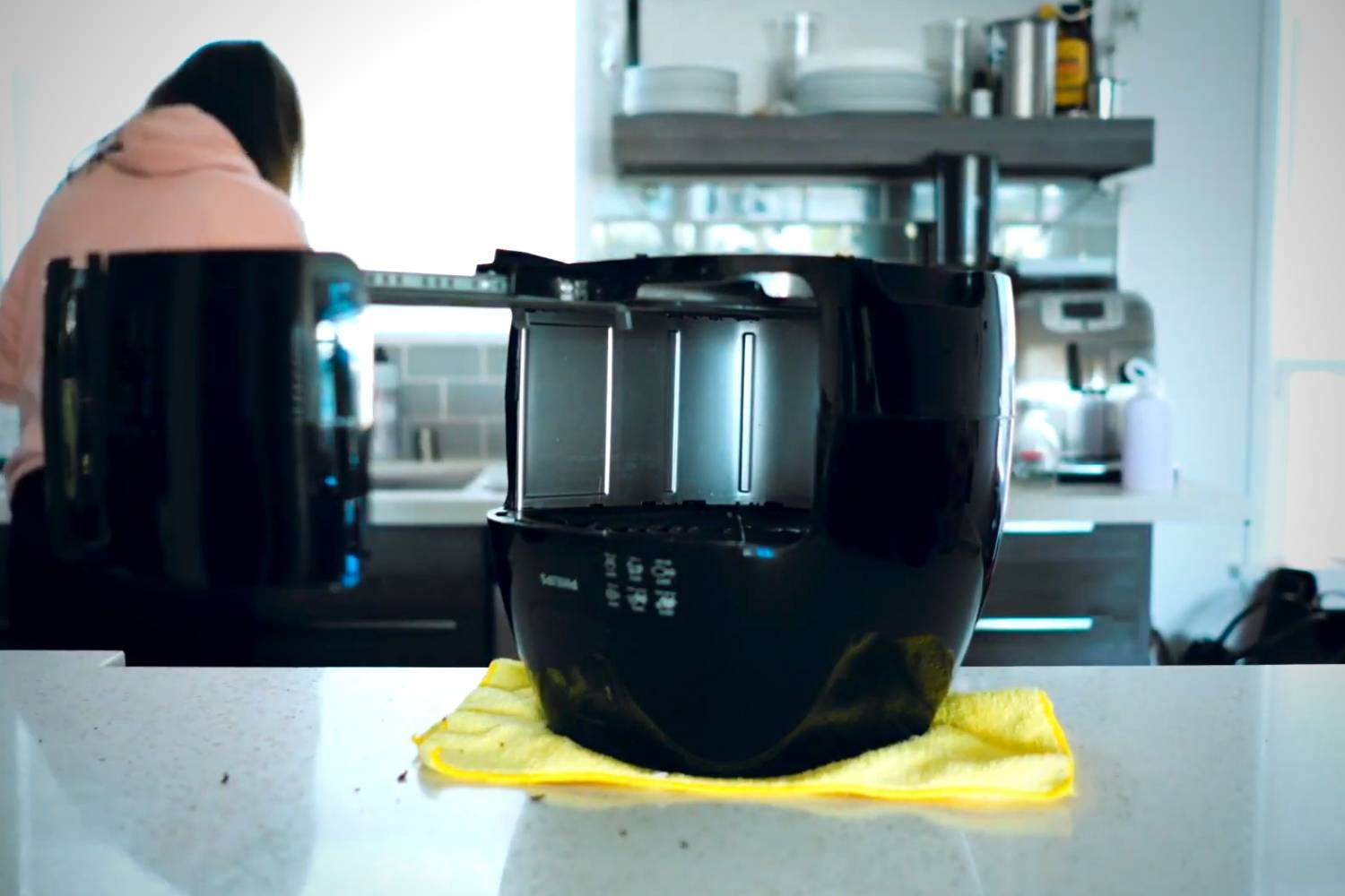 Deep Cleaning Your Air Fryer