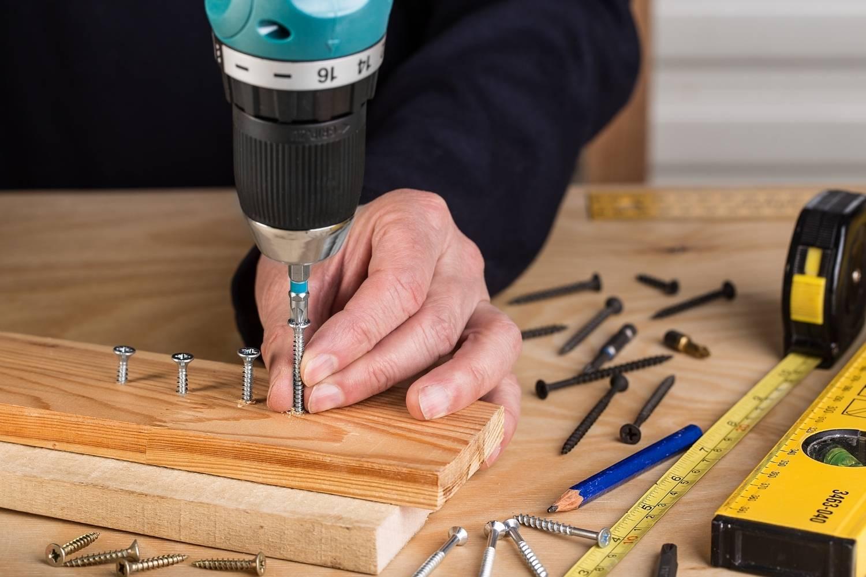 corded screwdriver