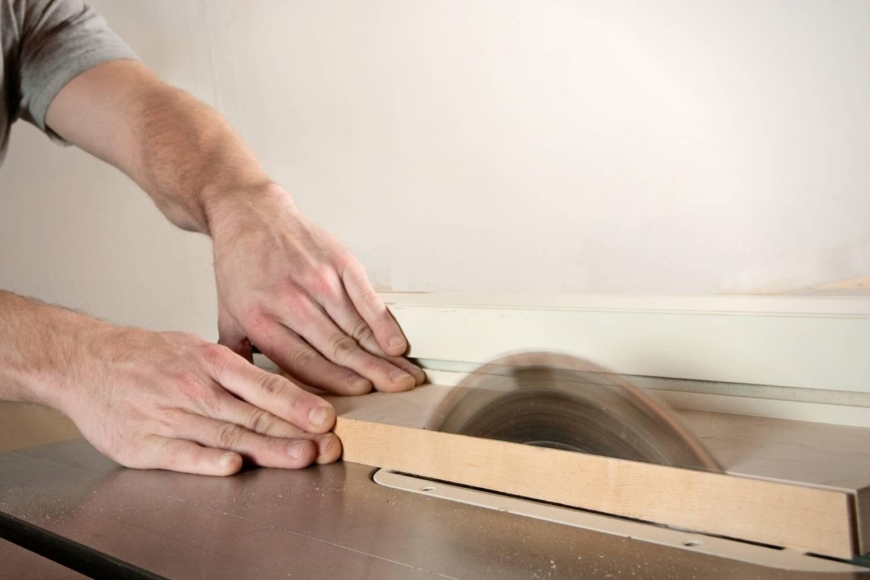 cutting material