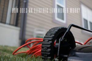 cordless electric mower