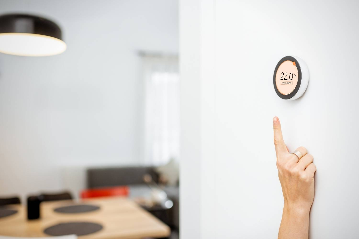 smart thermostat cost